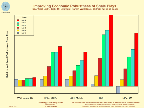 Improving Economic Robustness and Resiliency of Shale Plays