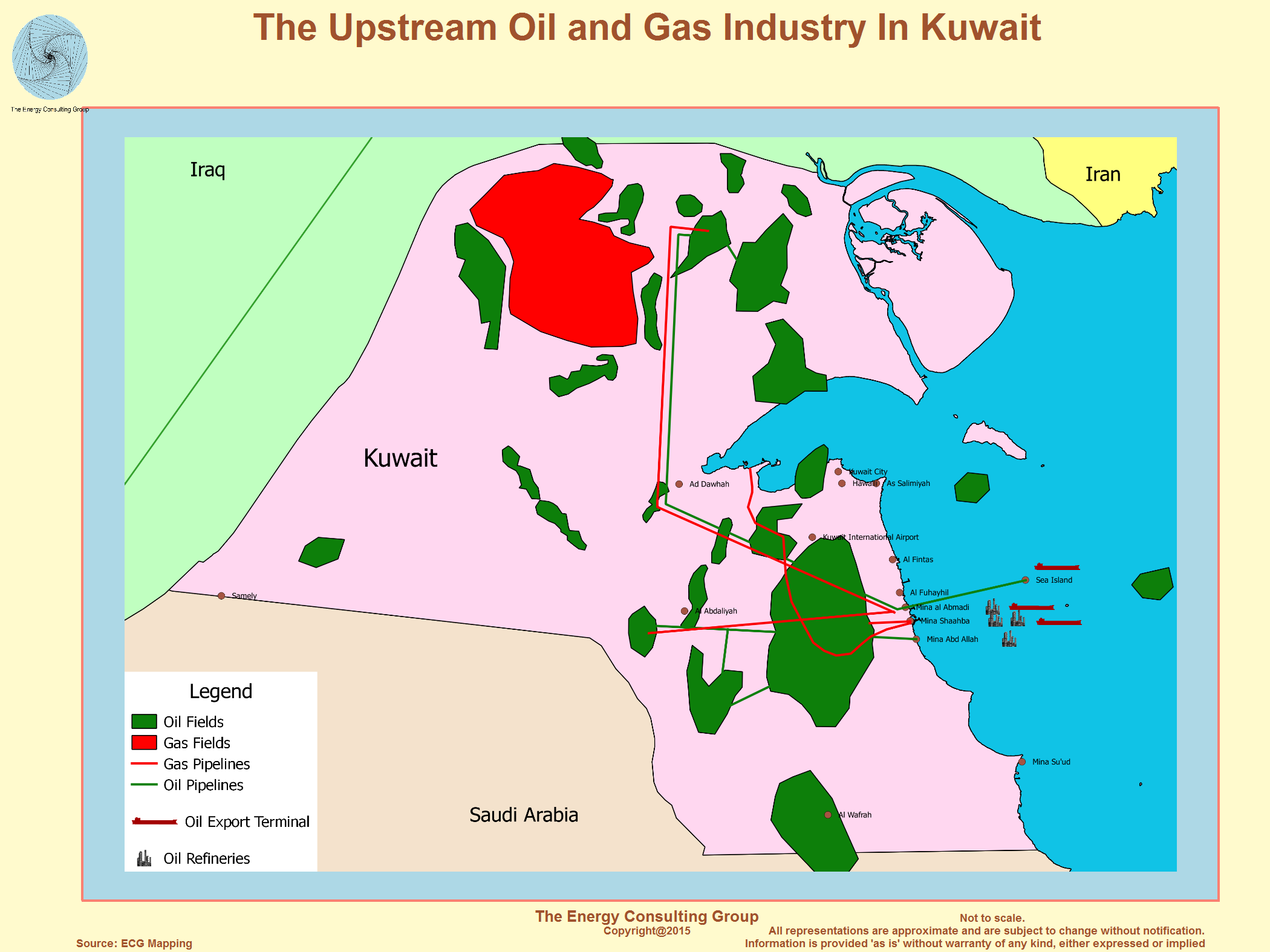 kuwait oil and gas industry q2 Oil and gas explorer kuwait energy has reported a revenue of us$776mn for q2 2013, up 52 per cent on the same period last year.