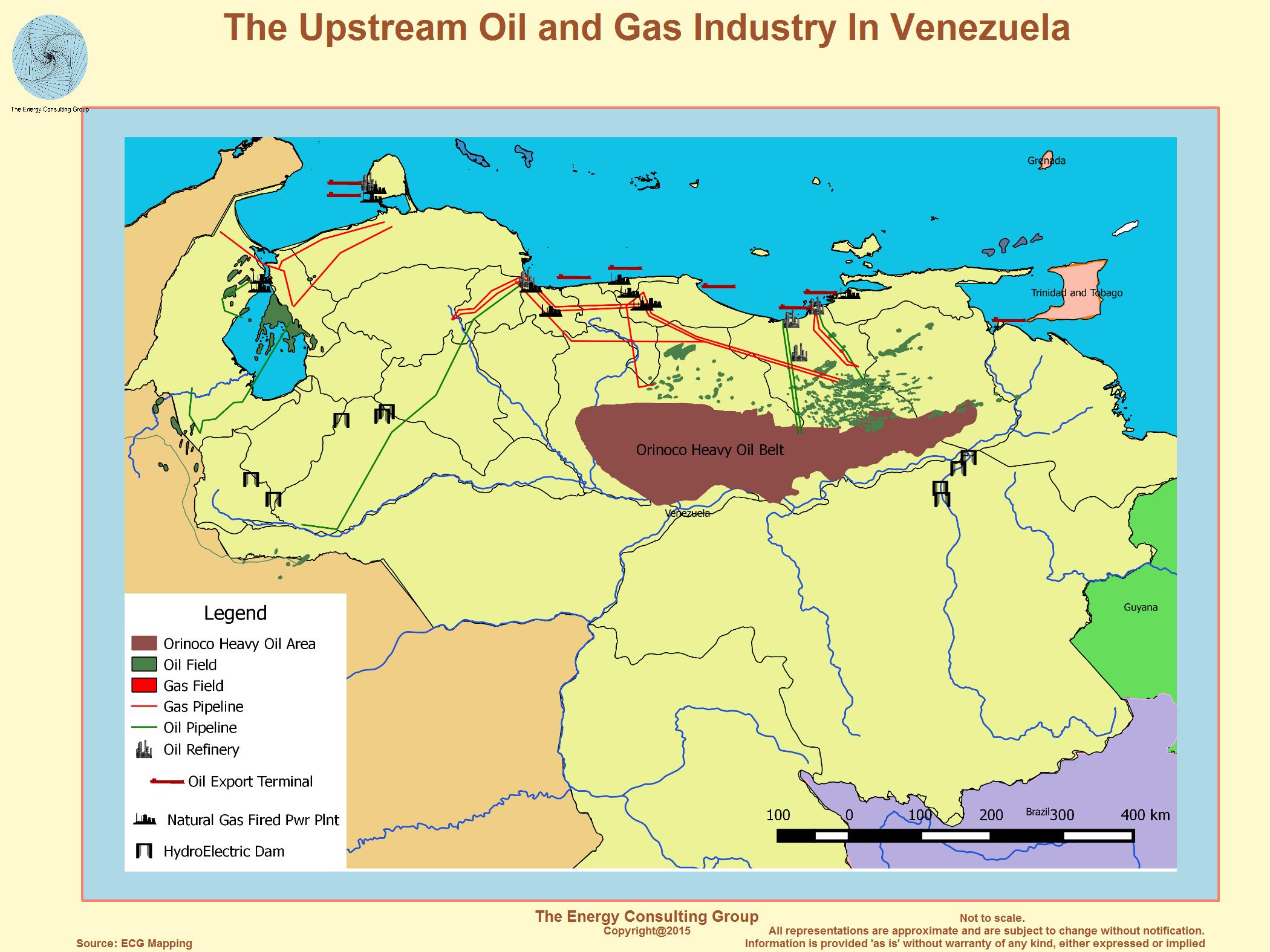 OPECVenezuelaBaseMapJunImagexEnergyConsutlingGroupwebpng - Map of venezuela world