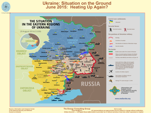 Ukraine:Situation on the Ground