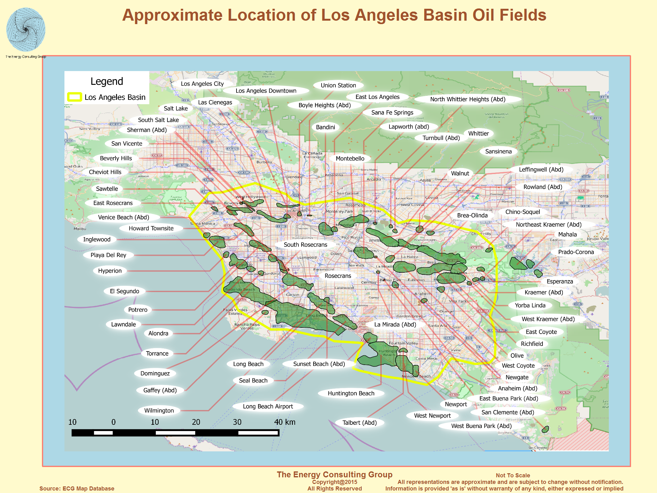 Los Angeles Groundwater USGS CA Water Science Center Los Angeles - Map us oil fields
